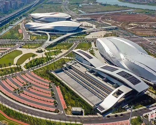 宁波奥体中心(亚运会项目)