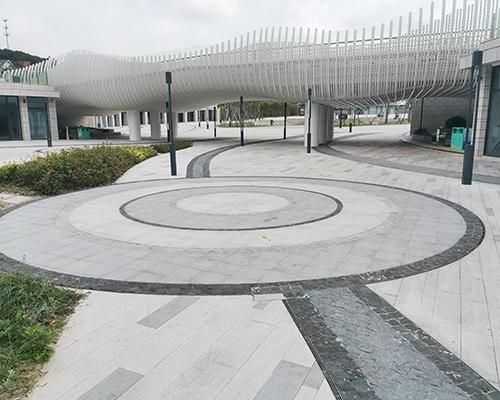 舟山朱家尖南国际沙雕艺术中心