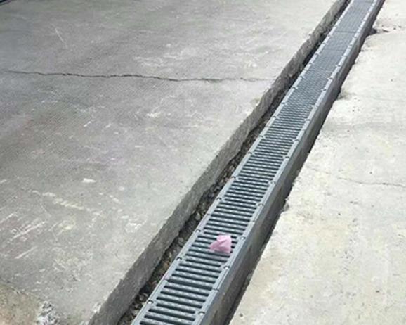 铸铁排水沟案例