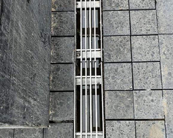 不锈钢排水沟案例