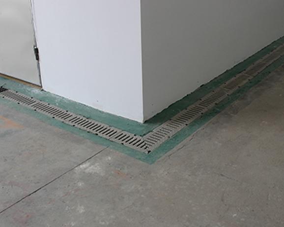 复合盖板排水沟案例