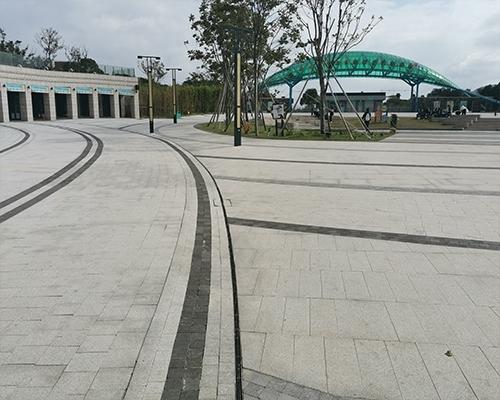 舟山国际沙雕艺术广场