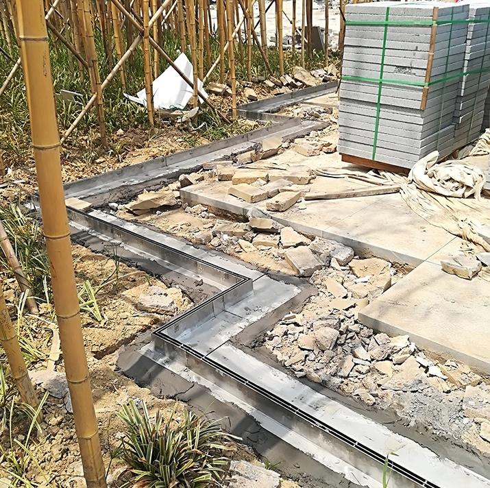 选择线性排水沟厂家的优势